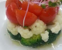 verdure al vapore